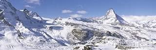 Posterazzi PPI70120S Matterhorn Switzerland Poster Print, 18 x 6