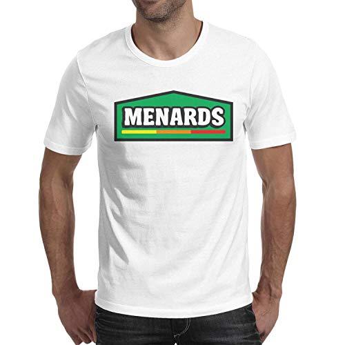 AINIJIAJ Men's Print Graphic Menard-Home-Improvement-Centers-Loose-Fit t Shirts