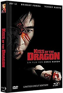 Kiss of the Dragon - Mediabook Cover A - Extended Cut [Blu-ray] [Limited Collector's Edition]