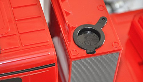 RC Auto kaufen Feuerwehr Bild 5: Amewi 22204 Feuerwehrwagen, ferngesteuert,1 Mercedes Benz Feuerwehr1:20 6 , Feuerwehr*