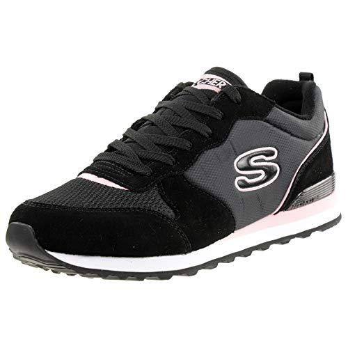 Skecher Street OG 85 Step N Fly Sportschuhe/Fitnessschuhe Women Schwarz, Schuhgröße:40 EU