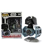 Funko Pop Darth Vader with Tie Fighter 176 Star Wars Figuras 9 cm Cinema Fener #1