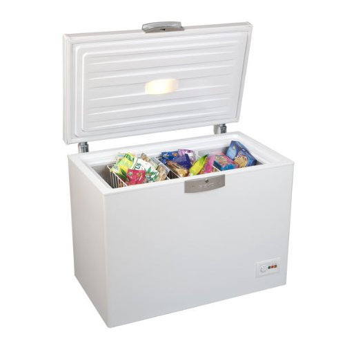Beko HSA 24530 freestanding Chest 230L A++ White - Freezers (Chest, 230 L, 12 kg/24h, SN-T, A++, White)