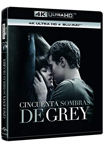 Cincuenta Sombras De Grey (4K UHD + BD) [Blu-ray]