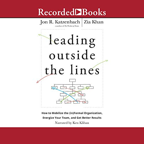 Leading Outside the Lines cover art