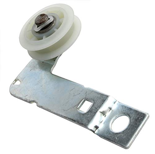 W10837240 Dryer Idler Pulley with Bracket - Exact Fit For Whirlpool Kenmore Maytag Dryer Replace: 279640 W10118756 W10547290 PS11726337 3387372 3388674, W10118754