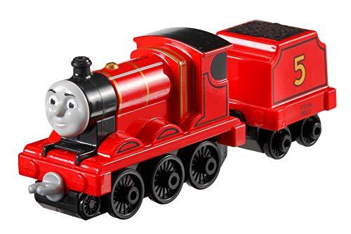 Fisher-Price Mattel DXR61 - Thomas Adventures Große Lokomotive James, Vorschul- Spielwelten