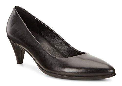 ECCO Damen SHAPE45POINTYSLEEK Pumps, Schwarz (Black 1001), 40 EU