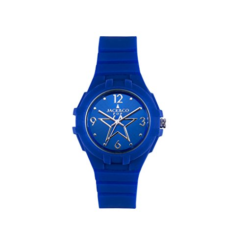 JACK&CO POP – Orologio Analogico In Silicone Blu Navy