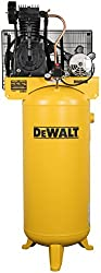 A 5 HP Two Stage: DeWalt 60 Gallon Air Compressor Reviews 1