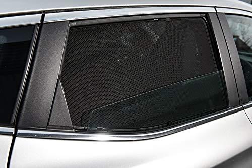 Sonnenschutz Sonnenblende mit UV Schutz für C-Klasse Limousine (W203) ab 2001-3/2007