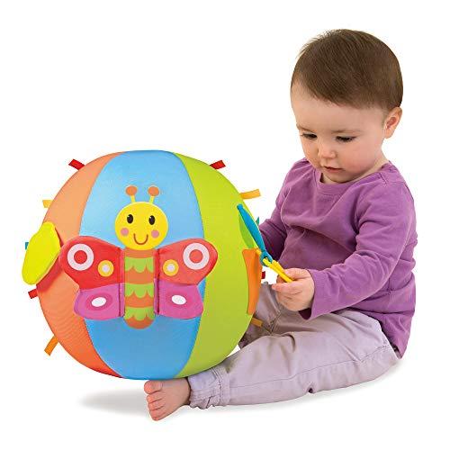 Galt - Toys Ballon d'activités, 1005089, Multicolore - version anglaise