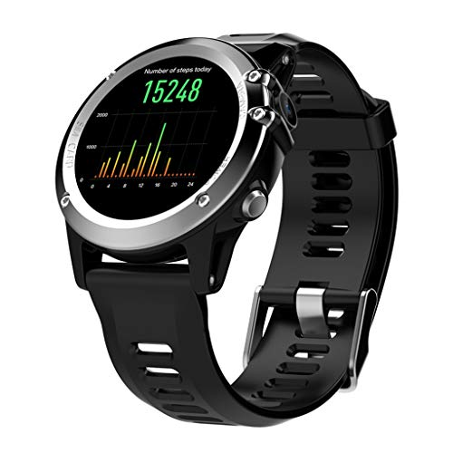LCDIEB Reloj Deportivo Bluetooth Smart Watch WiFi