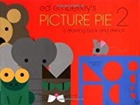 Ed Emberley's Picture Pie 2: A Drawing Book and Stencil