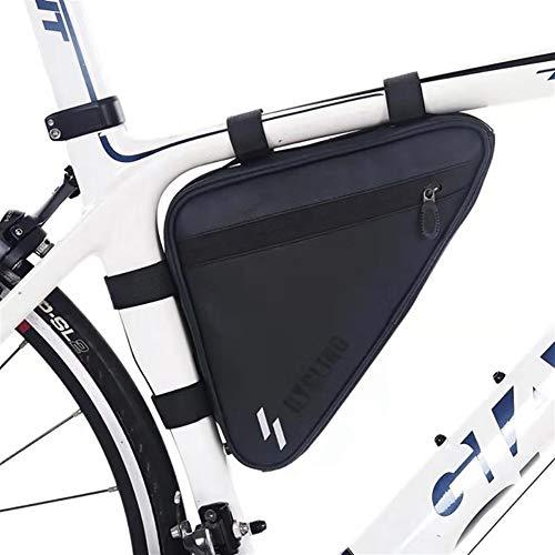 Bolsa de Bicicleta Montaña Delantera de la Bici del Tubo del armazón Bolsa Resistente al Agua Triángulo de teléfono Bolsa de Almacenamiento al Aire Libre Accesorios de Ciclismo Bolsa de Marco