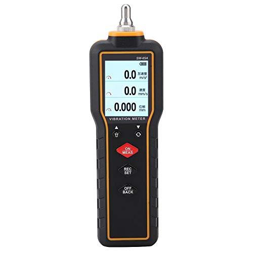 Schwingungsmesser, SW-65A Handheld Digital Vibration Meter Tester Messmaschine für den Maschinenbau, Electric Power Etc