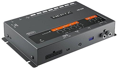 Hertz H8 DSP - Procesador de Interfaz Digital de 8 Canales + Control...