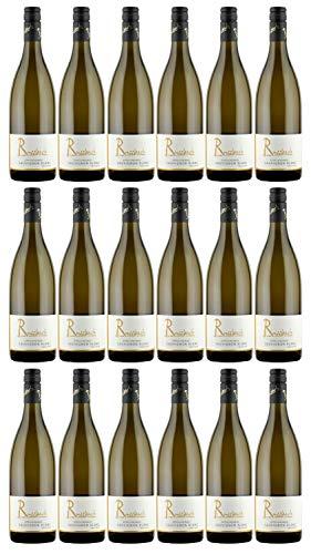 Russbach Eppelsheimer Sauvignon Blanc trocken, Weingut Russbach, Rheinhessen, Jahrgang 2020 (18 x 0,75 l)