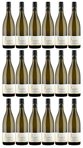 Russbach Eppelsheimer Sauvignon Blanc trocken, Weingut Russbach, Rheinhessen, Jahrgang 2019 (18 x 0,75 l)