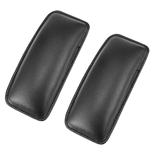 2 stück Autotürarmlehne, Universal-Konsole Kniepolster Soft Pad, Seitenkonsole Knie Support Kissen Fußstütze Pad Car Interior Accessories