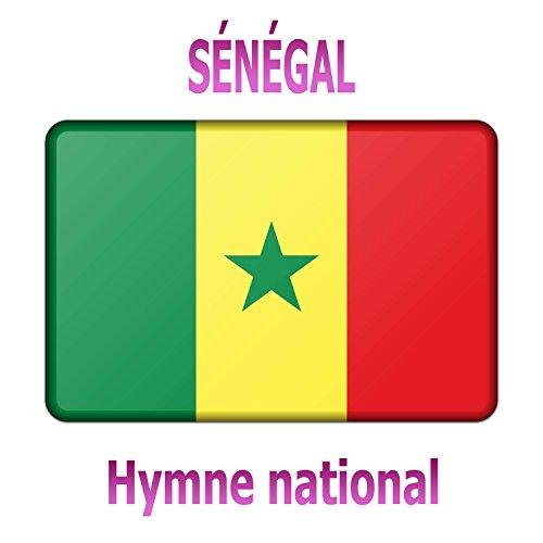 Sénégal - Le lion rouge - Princes tous vos koras, frappez les balafons - Hymne national sénégalais