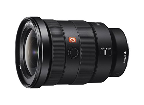 Sony - FE 16-35mm F2.8 GM Wide-angle Zoom Lens (SEL1635GM), Black