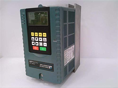 BALDOR RELIANCE 6SP201-4P2CTNN AC Drive, 4.8AMP, SP600 Series, 3 Phase, 1 HP, Input : 180-264 V