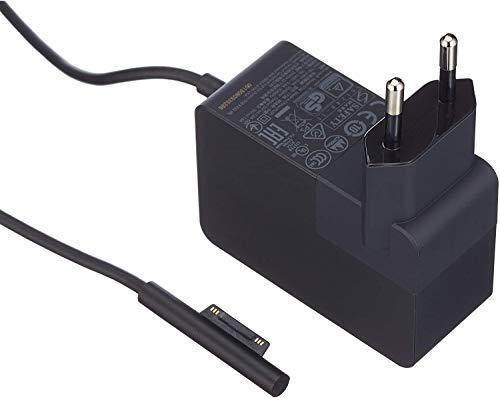 Microsoft Surface Go 24W Power Supply Schwarz