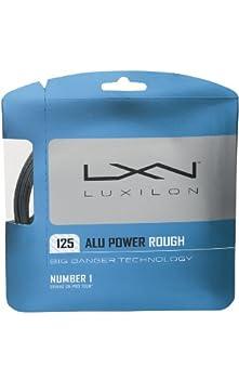 Luxilon Big Banger Alu Power Rough 16L Tennis String Set