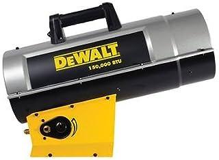 DeWalt DXH150FAV Forced Air Propane Heater