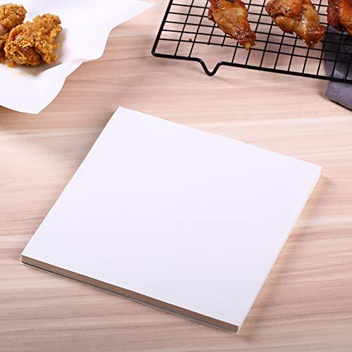 Parchment Paper Baking Liner Sheets, Precut Non-Stick Baking Paper, for Cookie Sheets Pans - Best for Non-Stick Baking,60x40cm(24x16inch)
