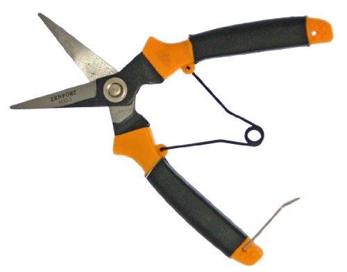 Best Price Zenport H303-12PK Needle Nose Shear, 12, Yellow/Black