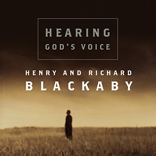 Hearing God's Voice audiobook cover art