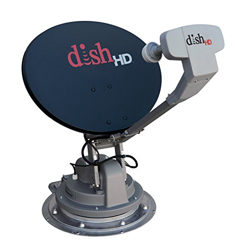 Winegard SK-1000 TRAV'LER Automatic Multi-Satellite TV Antenna - DISH Network / Bell TV
