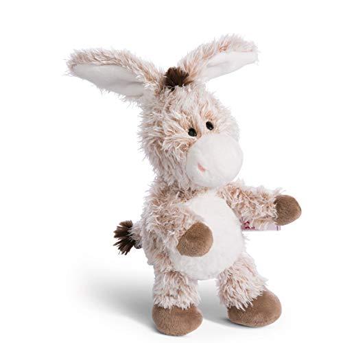 NICI Kuscheltier Esel 25 cm – Esel Plüschtier für Mädchen, Jungen & Babys – Flauschiger Stofftier Esel zum Kuscheln, Spielen und Schlafen – Gemütliches Schmusetier – ab 12 Monaten – 44934