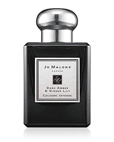 Jo Malone Dark Amber & Ginger Lily Cologne Intense 1.7 Ounce Originally Unboxed