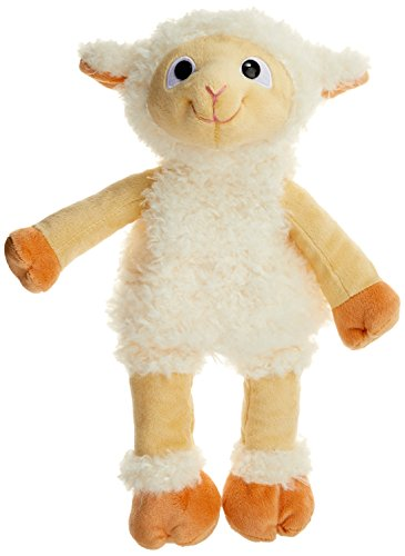 Heunec 764972 FRIENDSHEEP Wolly Sunshine Handspielpuppe