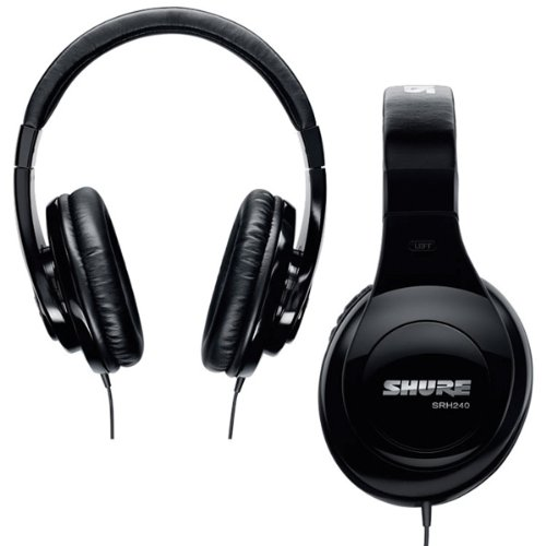 Shure SRH240 Professional Quality koptelefoon
