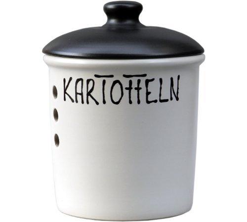 Töpferhof Pfeiffer-Gerhards Kartoffeltopf Vorratsbehälter 5,0L ELFE