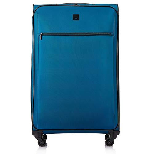Tripp Azure Full Circle Large 4 Wheel Suitcase