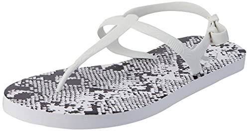 PUMA Cozy Sandal Wns Untamed Sportschuhe für Damen, weiß, 38 EU