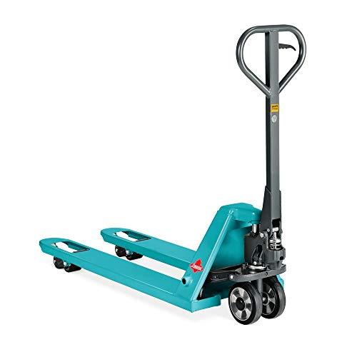 Handhubwagen Ameise® PTM 2.5 mit Schnellhub, Tragkraft 2.500 kg