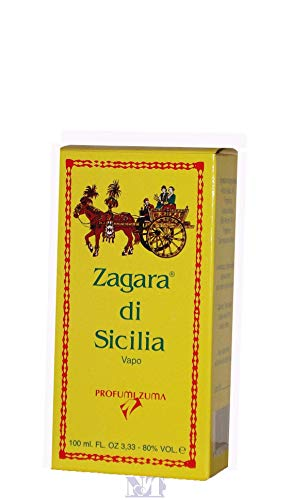Zagara di Sicilia Colonia 100ml spray