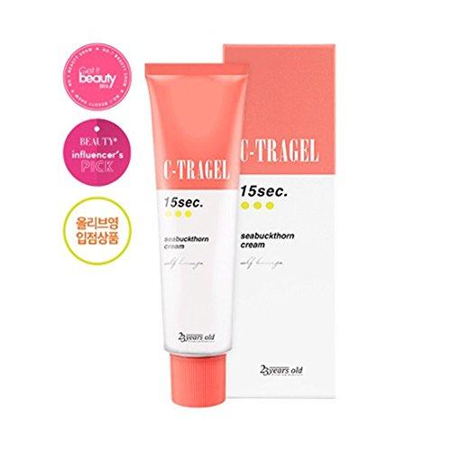 23 Years Old C Tragel Cream 50G Get It Beauty Seebuckthorn Cream Moisturize Calm Soften Soothe