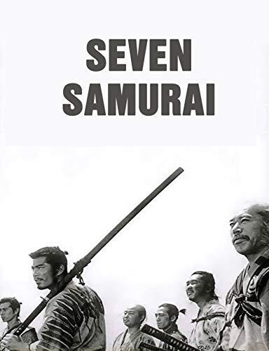 Seven Samurai: Screenplay (English Edition)