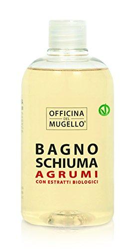 BAGNOSCHIUMA AGRUMI 500 ml - OFFICINA DEL MUGELLO