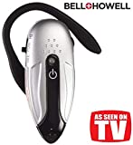 Bell & Howell Silver Sonic XL Personal Sound Amplifier