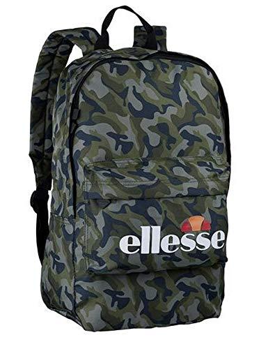 ELLESSE CAMO F Rucksack - Camouflage Gr�n