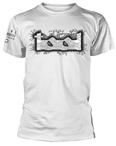 Tool 'Double Image' (White) T-Shirt (XX-Large)
