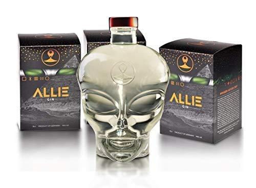 ALLIE Gin in Geschenkverpackung (1x0,7l) 46% vol.